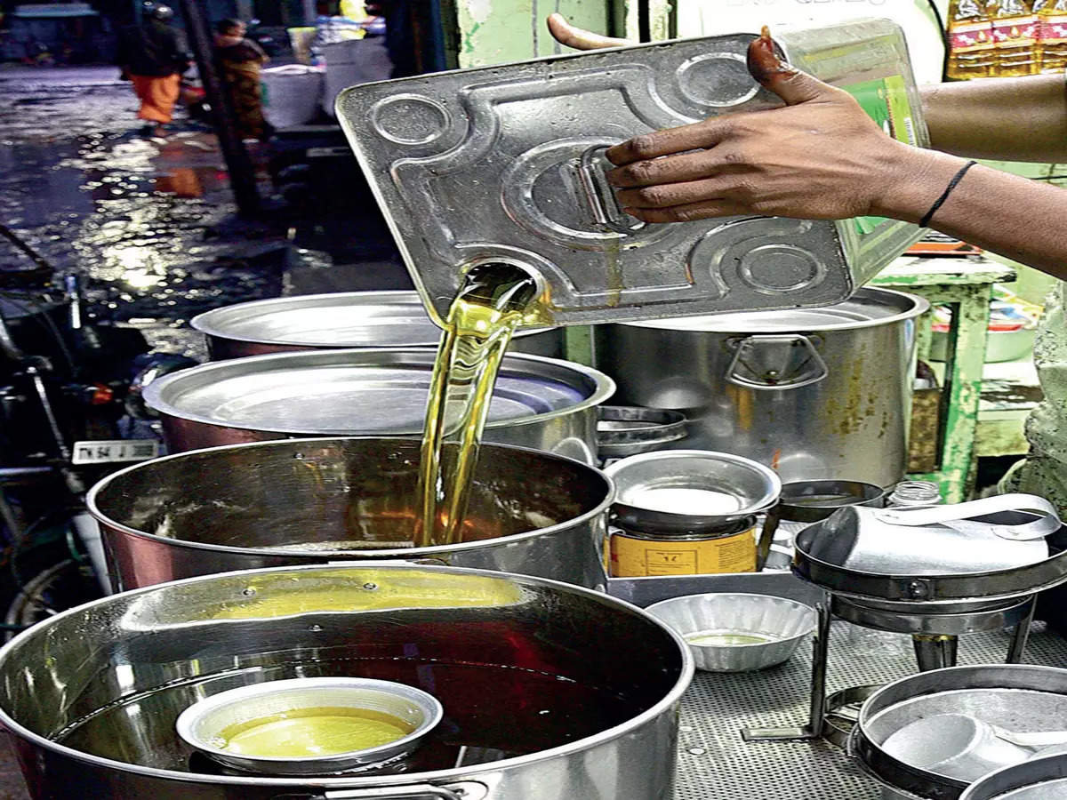 Edible oil prices are hitting the roof