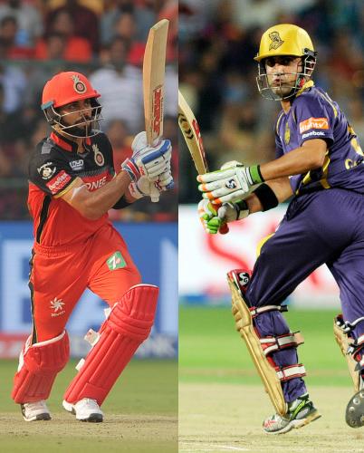 IPL: RCB vs KKR Live Score: Royal Challengers Bangalore vs ...