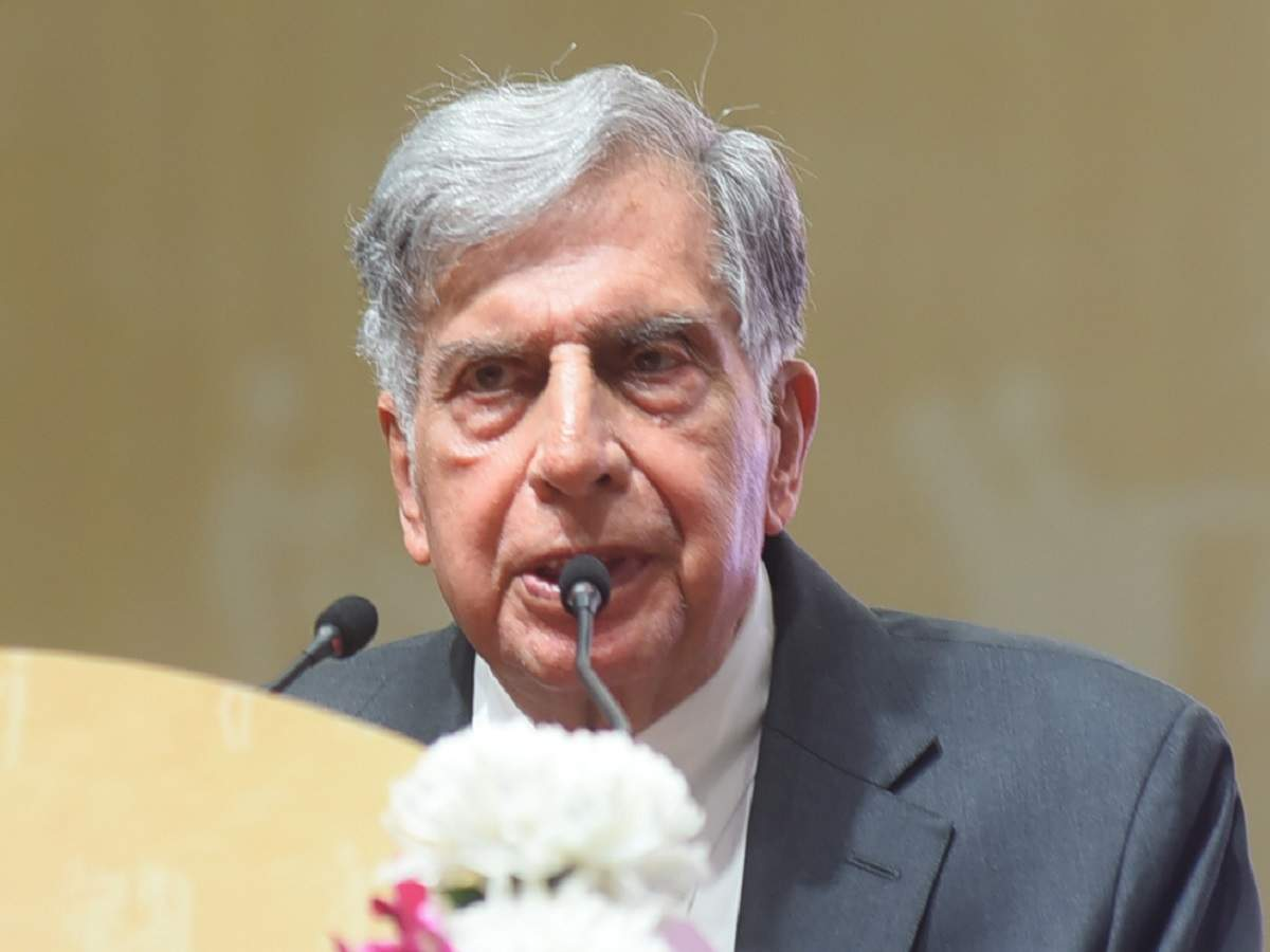 Ratan Tata slams companies which lay off employees during COVID-19