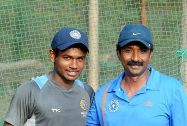 Rishabh Pant has more opportunities because he is left-handed, Sanju Samson is not deliberately excluded, says Sanju coach Biju George |  Cricket News