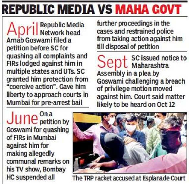 Republic CFO doesn't show up, he & 3 execs summoned today | India News 3
