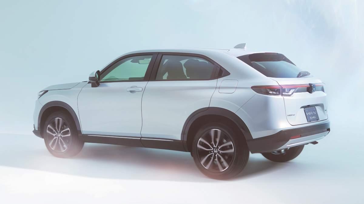 , Honda HRV: 2021 Honda HR-V Hybrid breaks cover globally | – Times of India, Indian & World Live Breaking News Coverage And Updates