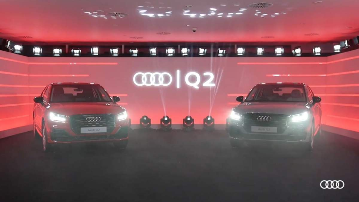 Audi Q2 price in India: Audi Q2 launched in India, starts at Rs 34.99 lakh |