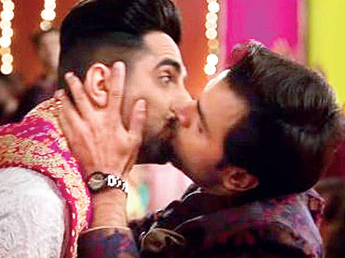 Shubh Mangal Zyada Saavdhan: Ayushmann Khurrana: I've kissed a boy before