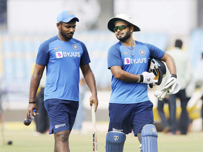 Rishabh Pant has more opportunities because he is left-handed, Sanju Samson is not deliberately excluded, says Sanju coach Biju George   Cricket News