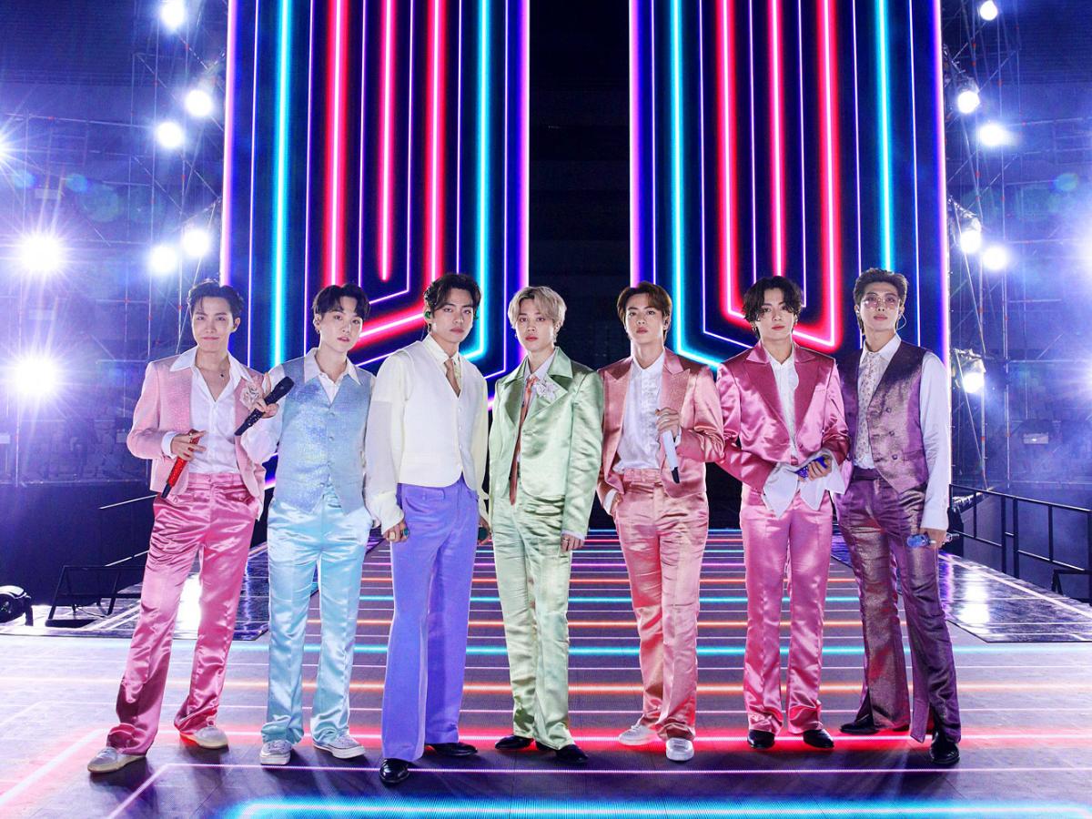 BTS creates history after Korean single 'Life Goes On' debuts at No. 1 on Billboard Hot 100 chart