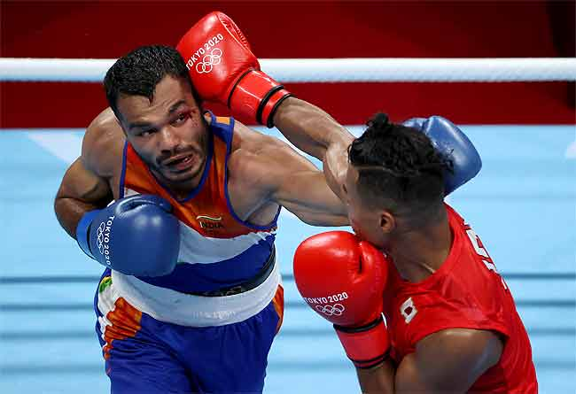 Tokyo Olympics: I was in tears after first round exit and said sorry to my parents: Boxer Vikas Krishan | Tokyo Olympics News, the vie