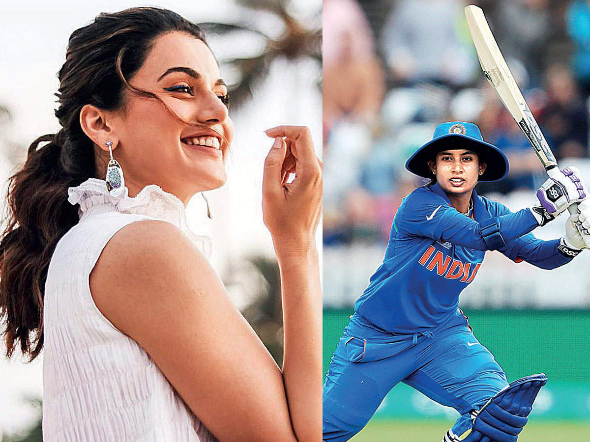 Taapsee Pannu to play Mithali Raj in next
