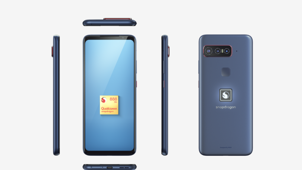 Qualcomm launches its personal Android smartphone with prime {hardware} specs at $1,499