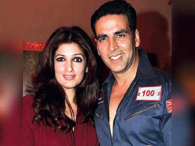 Akshay Kumar follows up on wife Twinkle Khanna's tweet ...