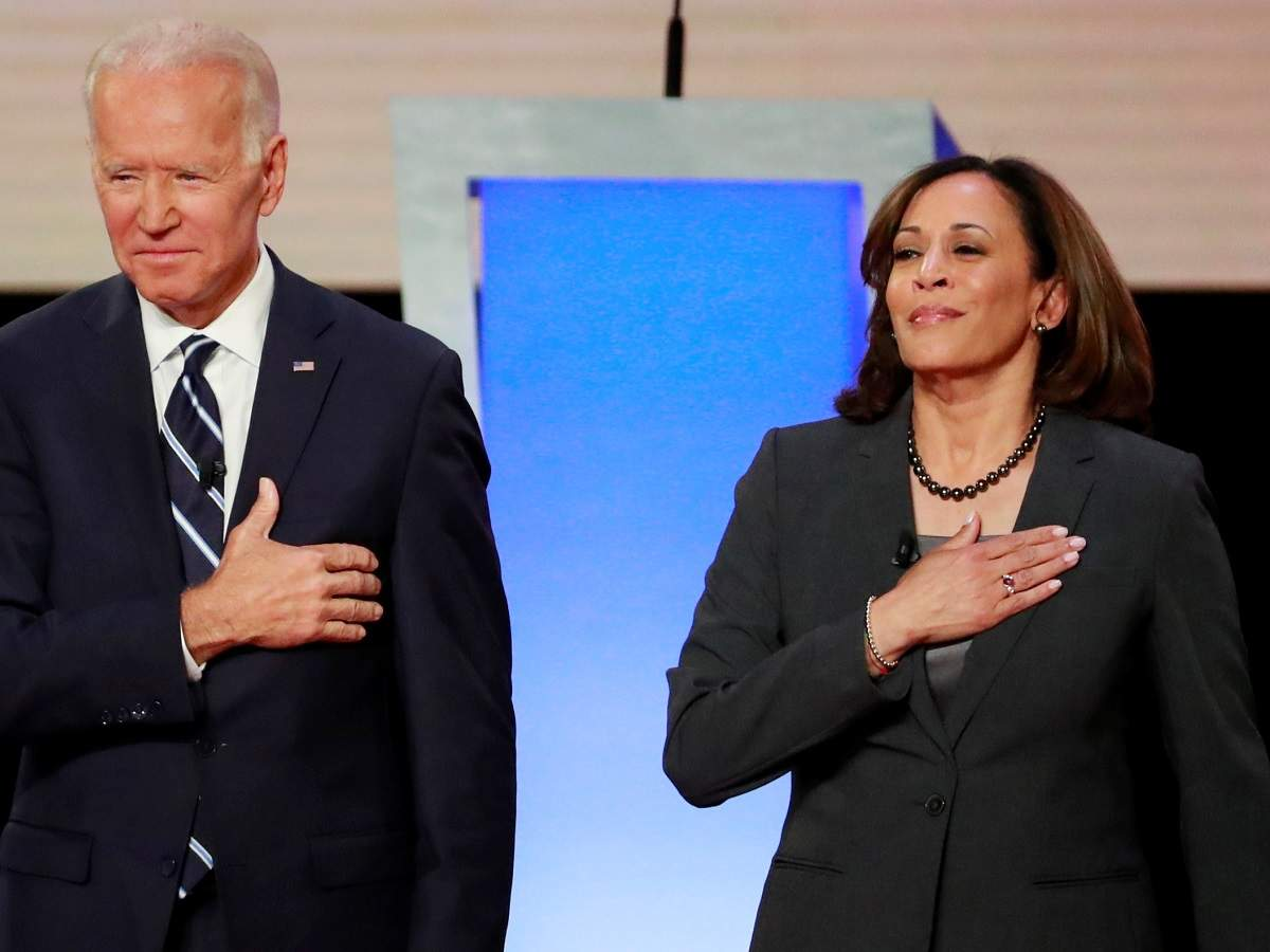 Joe Biden Picks California Senator Kamala Harris The First Black Woman As His Vice Presidential Running Mate Calls Her Fearless Fighter