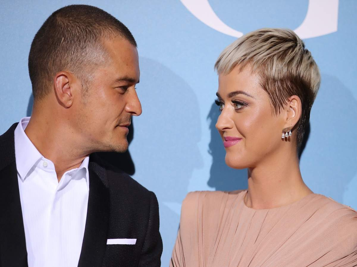 Katy Perry Orlando Bloom Welcome Their First Child Together