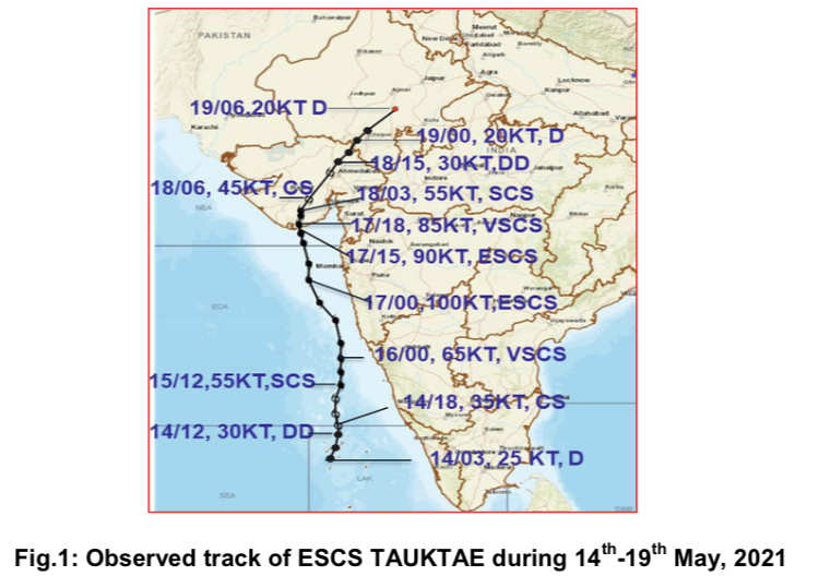 Warning Issued Sufficiently in Advance and Reasonably Higher Forecast Accuracy: Cyclone Tauktae Report | India News