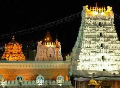 Battery vehicles to start at Tirumala hill shrine from January