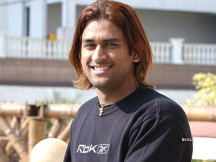 Dhoni's different hairstyles throughout the years reflected his different moods and states of mind: Sapna Bhavnani | Off the field News - Times of India