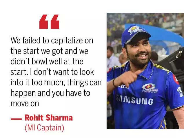 MI vs KKR, IPL 2021: KKR break their jinx vs MI: Who said what | Cricket News – Times of India