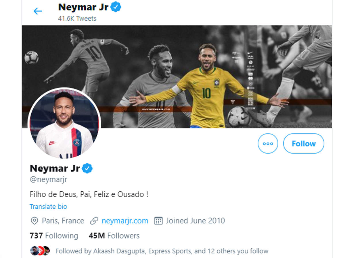 Yearender 20 Top 20 athletes with most number of Twitter ...
