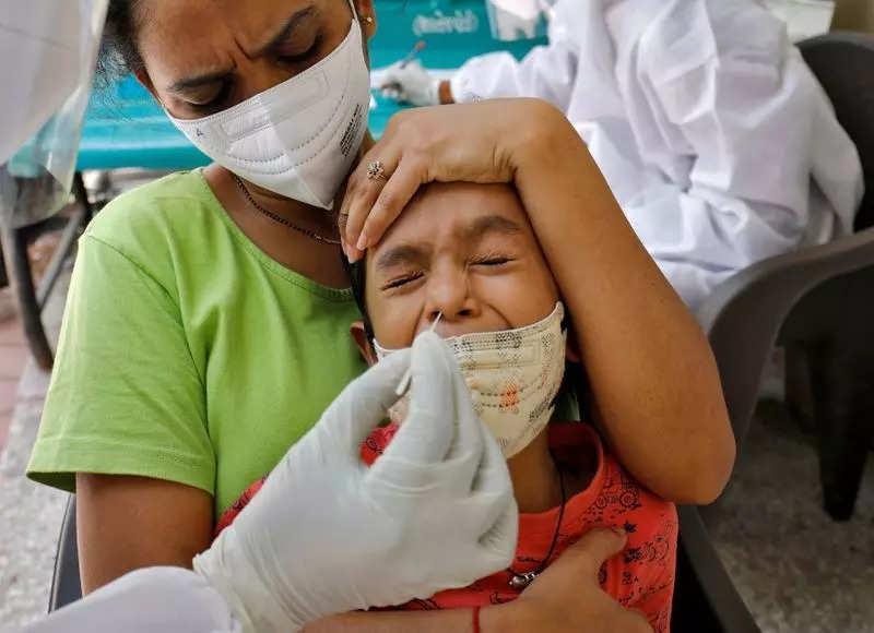 India reports 1.45 lakh new coronavirus cases in 24 hours