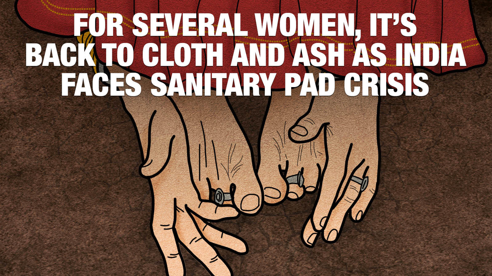 Give a Pad to Someone in Need