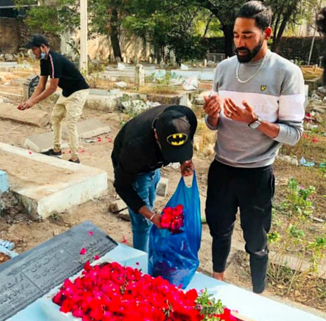 Mohammed Siraj:  Yes we defeated Australia in Australia; really proud that I took a 5-for, it's a tribute to my father: Mohammed Siraj   Cricket News - Times of India