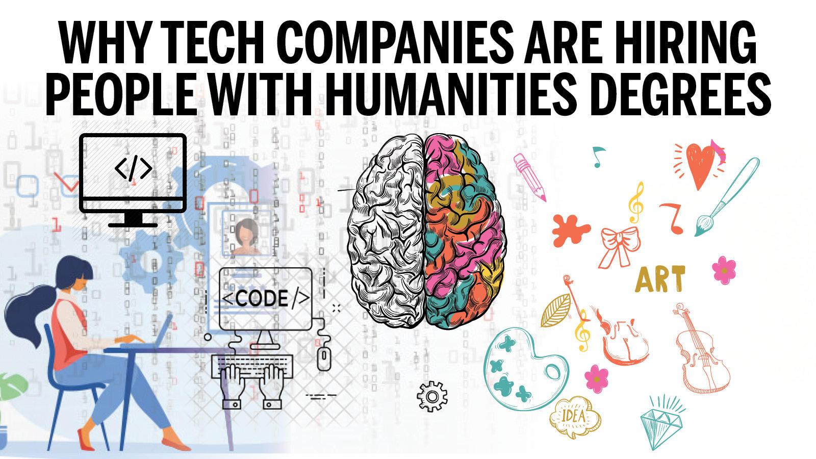 Photo on humanities hiring