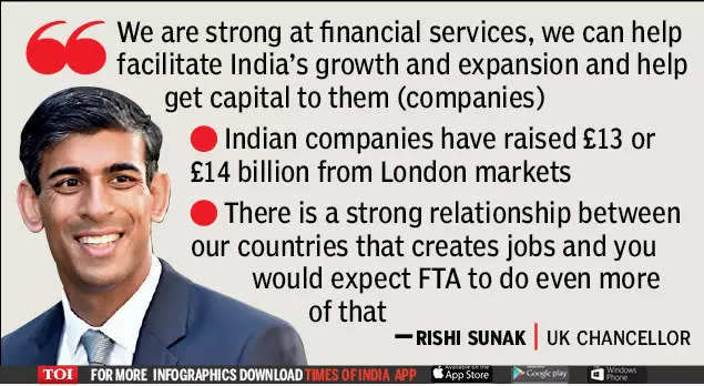 , 'FTA offers opportunity in services for India, UK', The World Live Breaking News Coverage & Updates IN ENGLISH