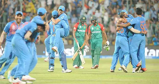 Team India at the T20 World Cup over the years