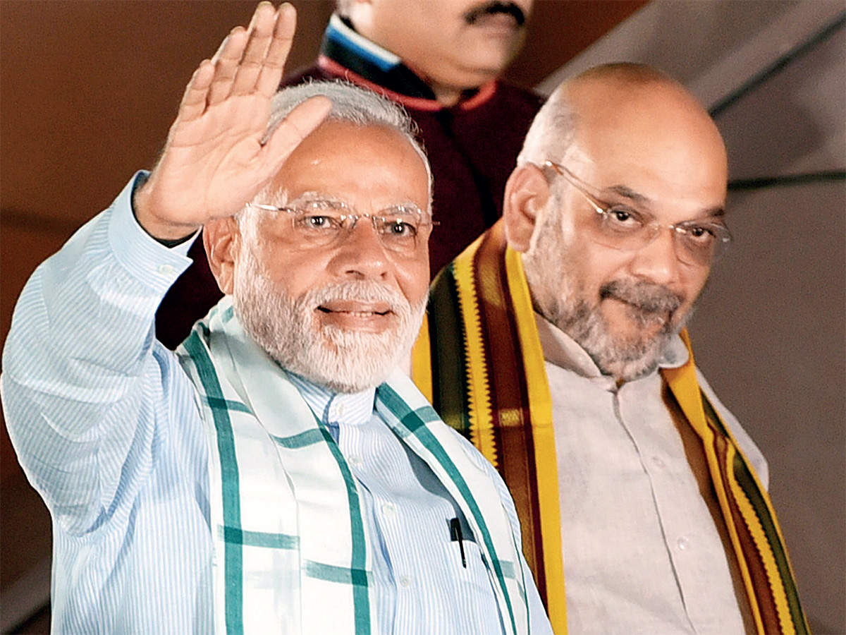 RSS to BJP: Give up reliance on Narendra Modi and Amit Shah to win ...