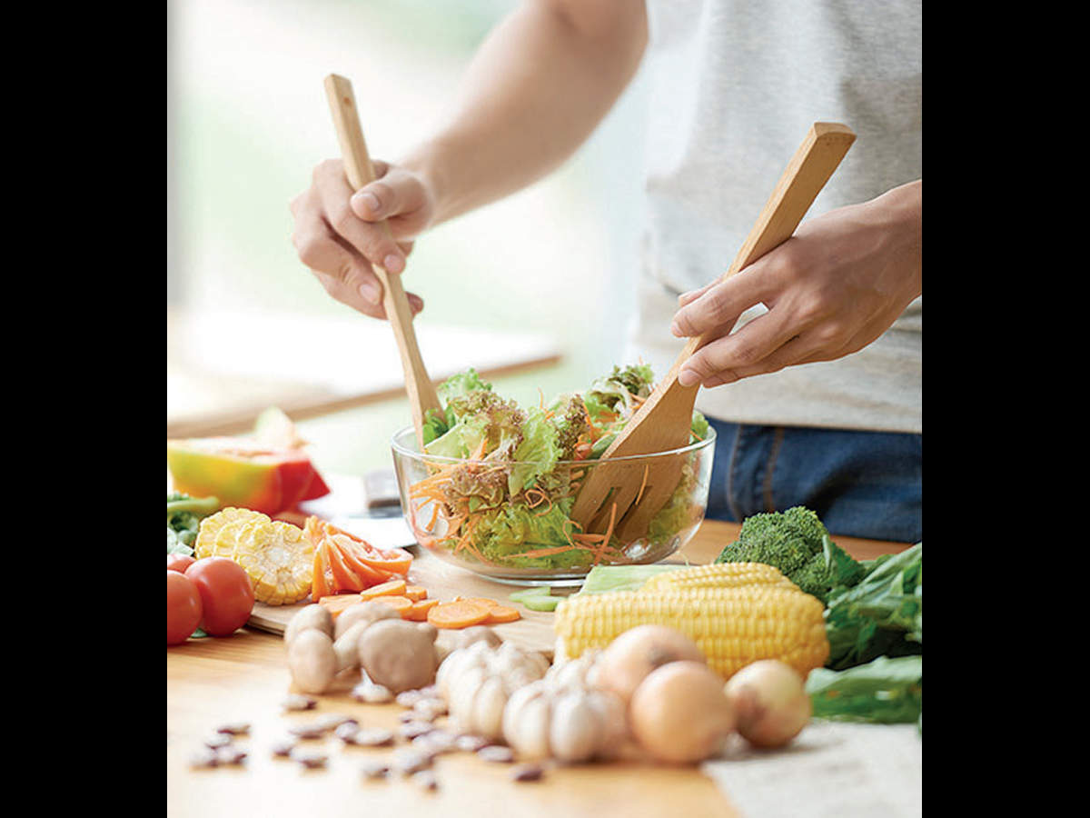 Healthy plant-based diet linked with lower stroke risk: Study - Bangalore Mirror