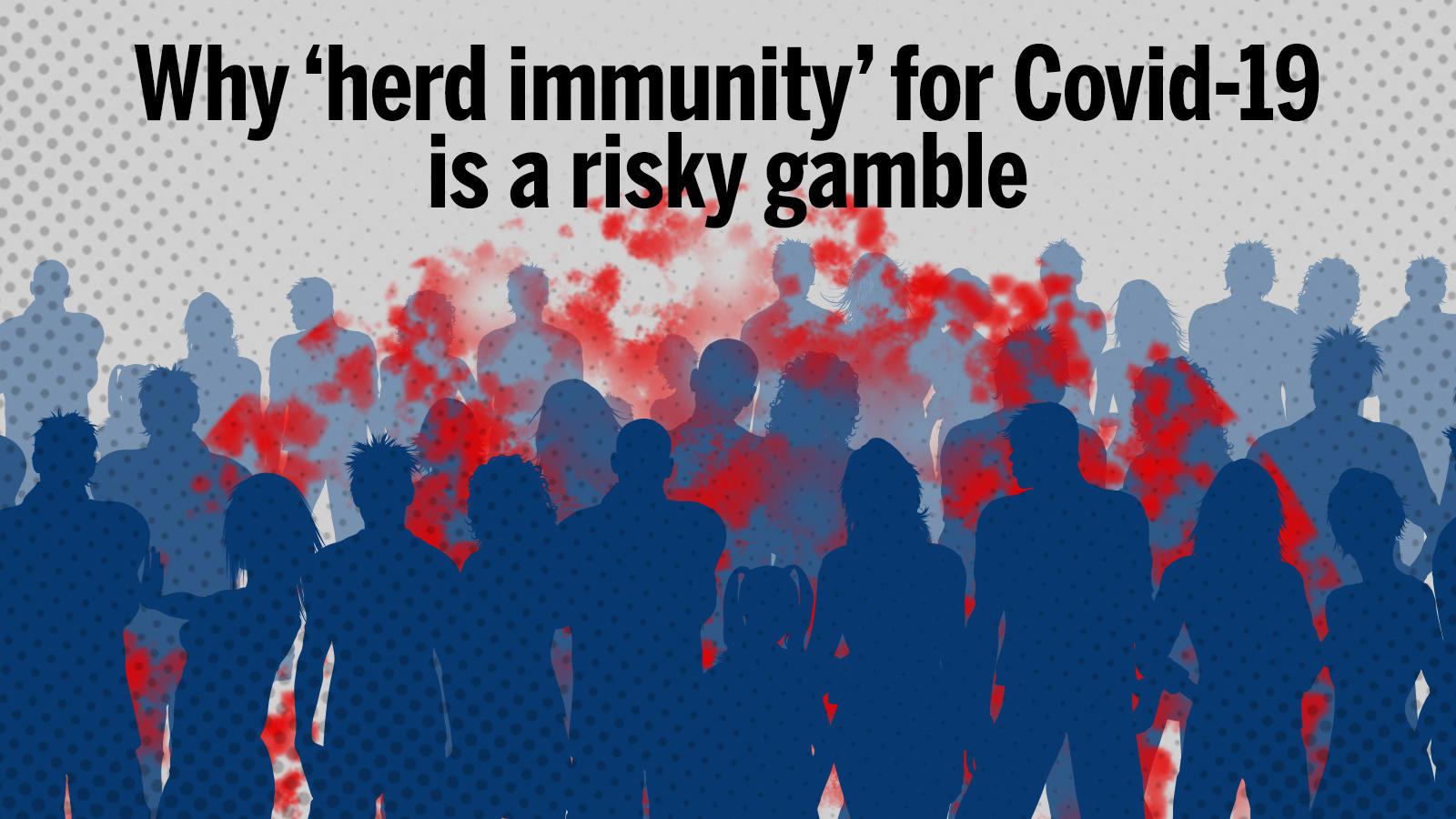 Why 'herd immunity' for Covid-19 is a risky gamble - Times of India