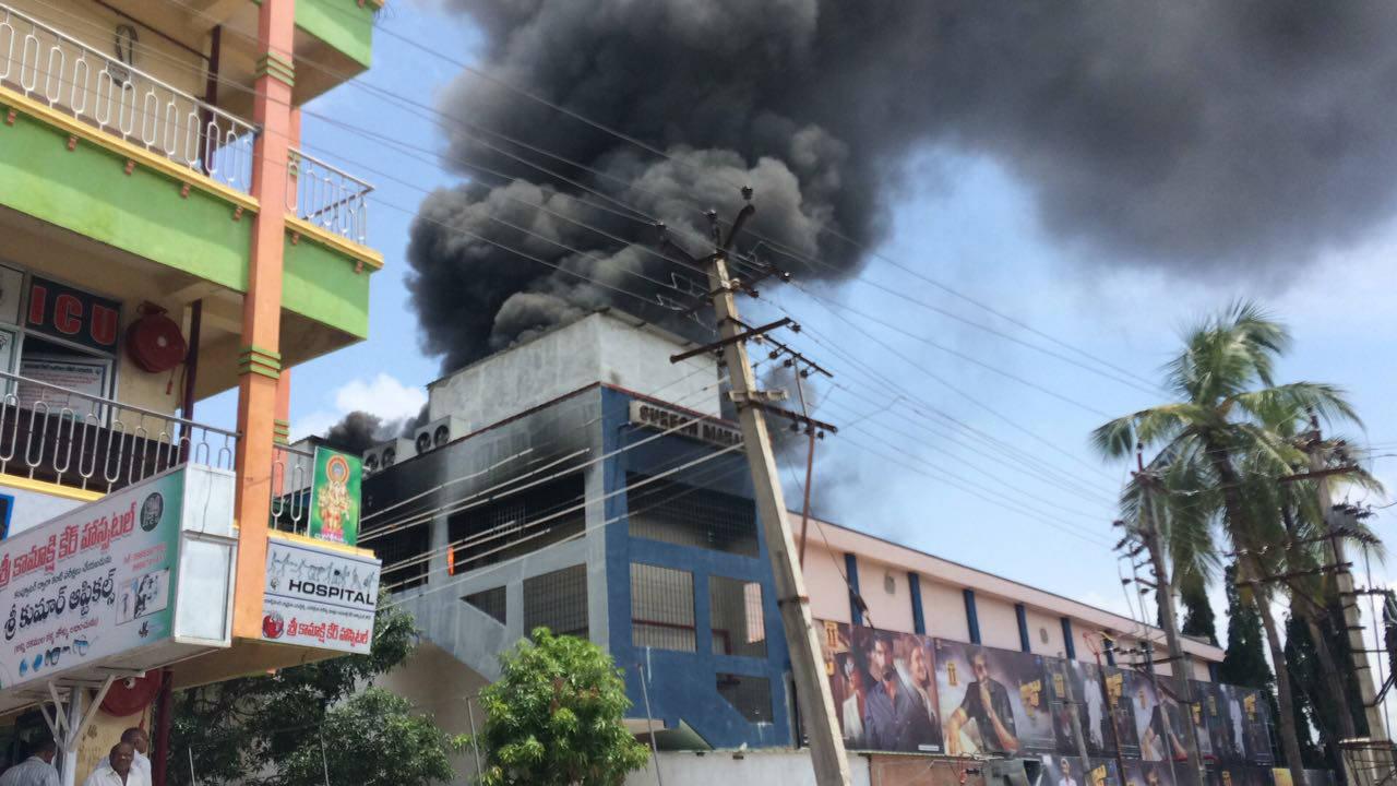 Day before inauguration by Rana Daggubati, Suresh Theatre catches fire