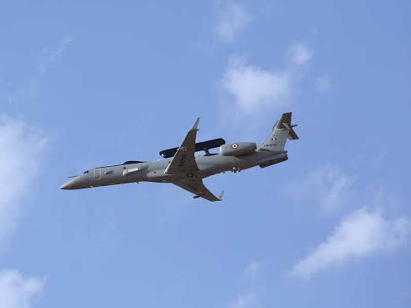 India plans large indigenous project for six powerful 'eyes in the sky' AWACS |  India News