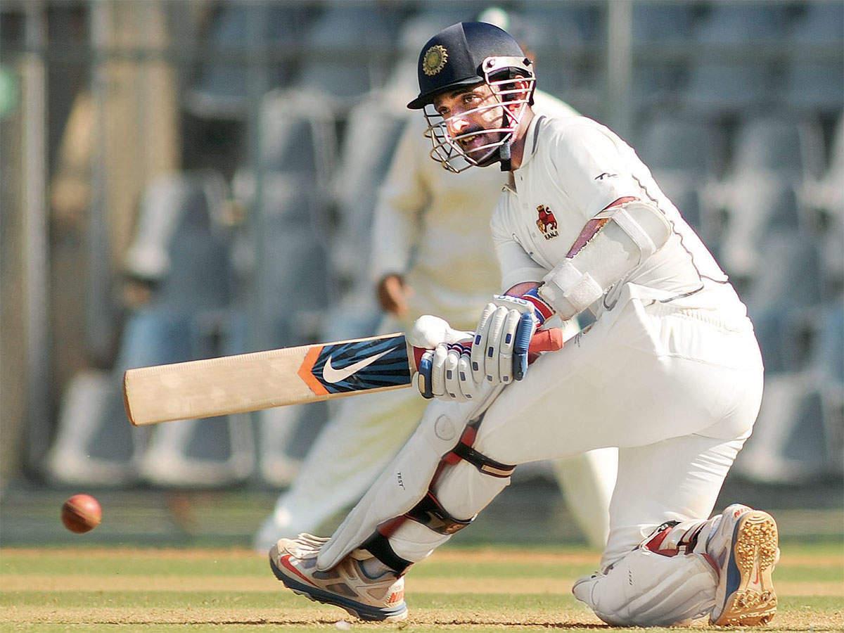 Ranji Trophy Mumbai S Shardul Thakur Shams Mulani Add 108 Runs For Eighth Wicket
