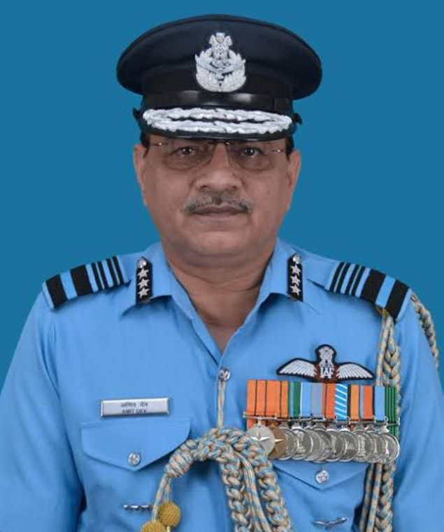 , Air Marshal Vivek Ram Chaudhari appointed as new IAF chief, The World Live Breaking News Coverage & Updates IN ENGLISH