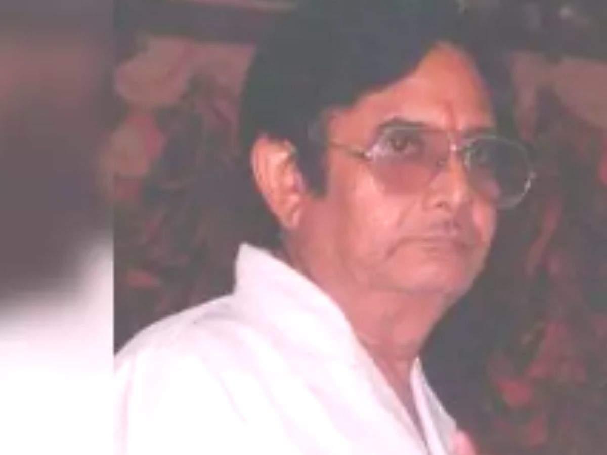 Kannada film director Vijay Reddy passes away - Mumbai Mirror
