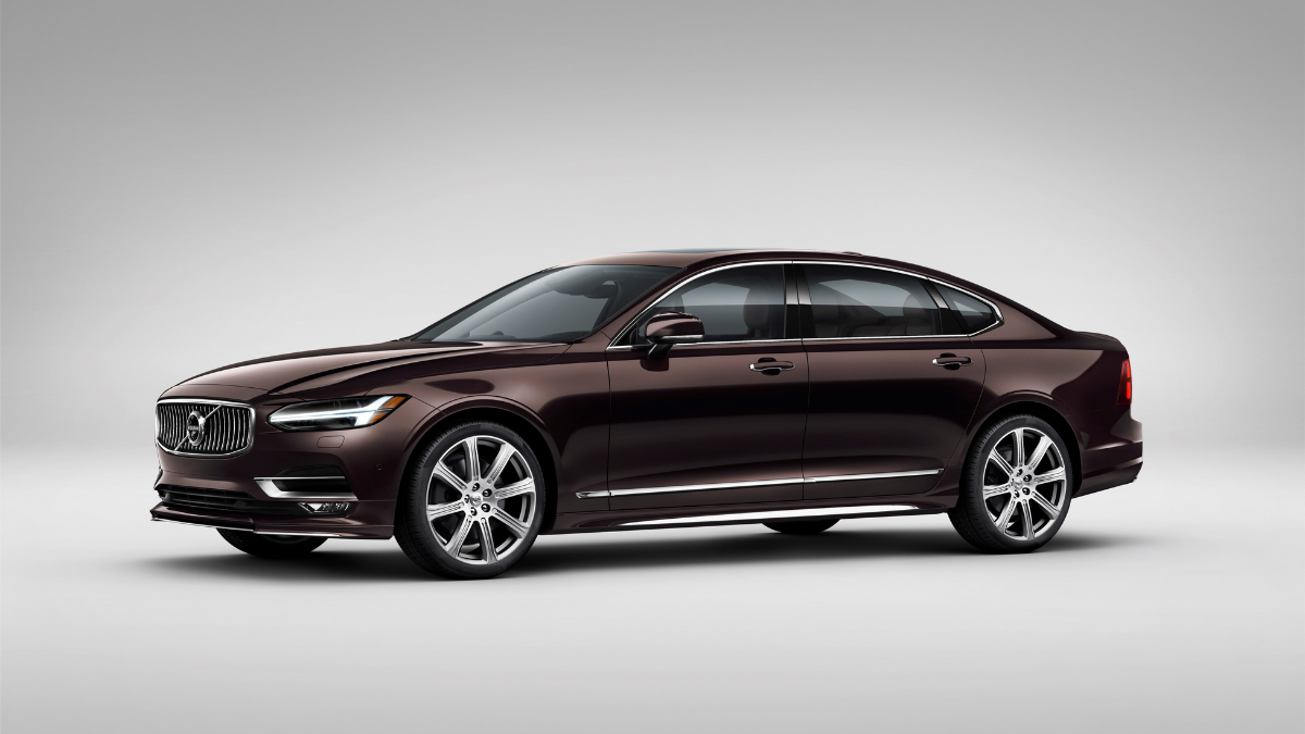 Volvo S90, XC60 mild-hybrid launched at Rs 61.90 lakh