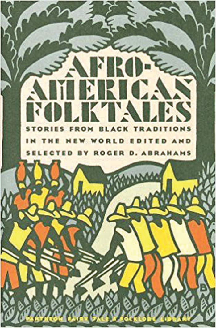 A book of African-American folklore