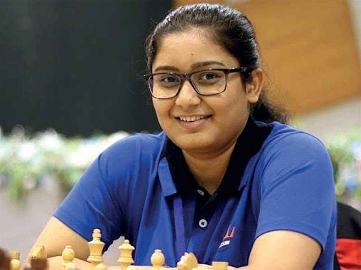 Aakanksha takes lead in Int'l Chess - Ahmedabad Mirror