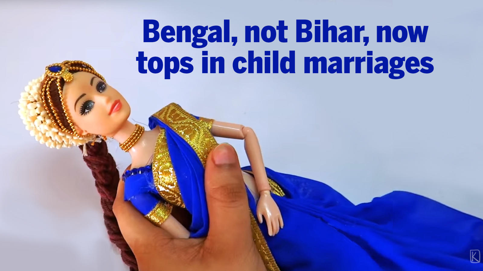 Bengal, not Bihar, now tops in child marriages - Times of India