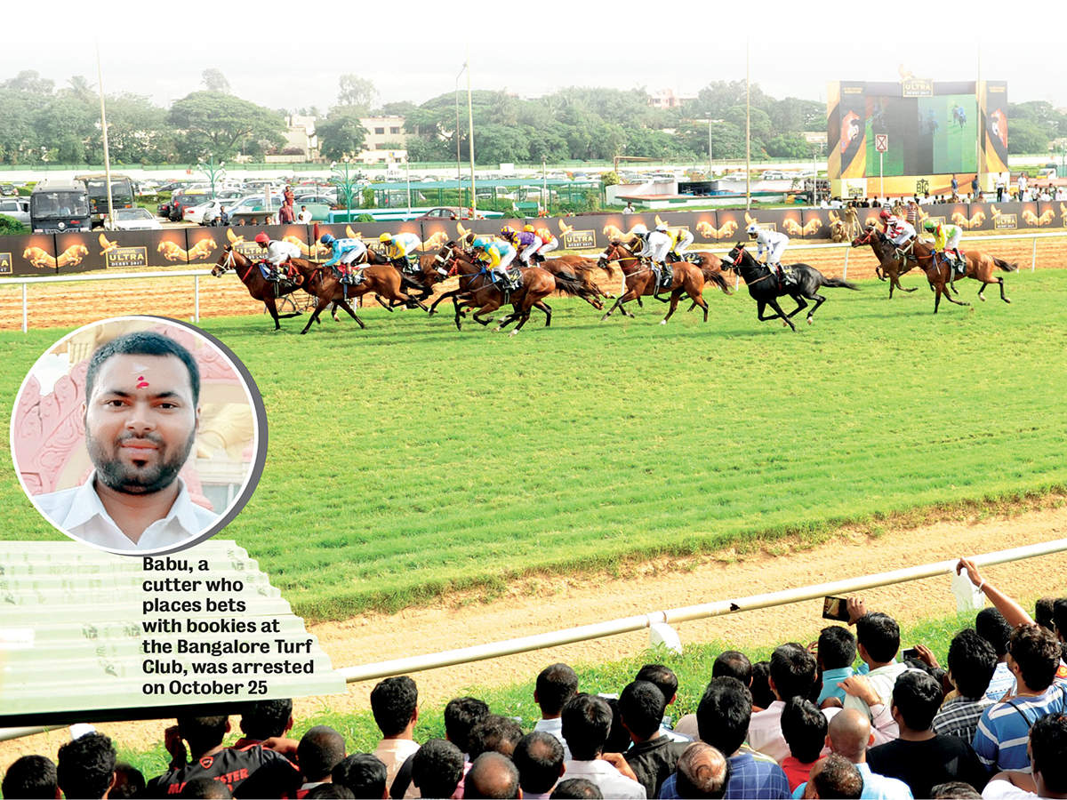 Race course bangalore betting lines stockman bitcoins for sale