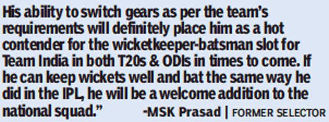 IPL 2020: The season Ishan Kishan came of age | Cricket News - Times of India