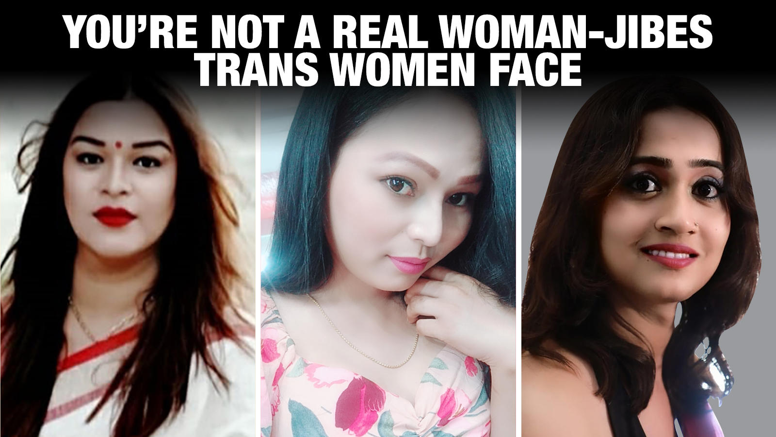 Love transgender finding My Transgender