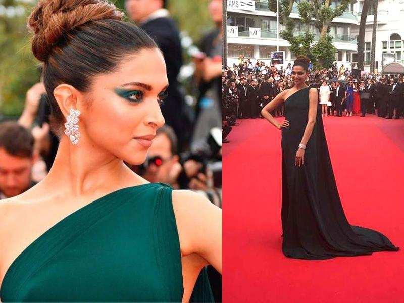 Deepika Padukone: Deepika Padukone at Cannes 2017 Day 2 ...