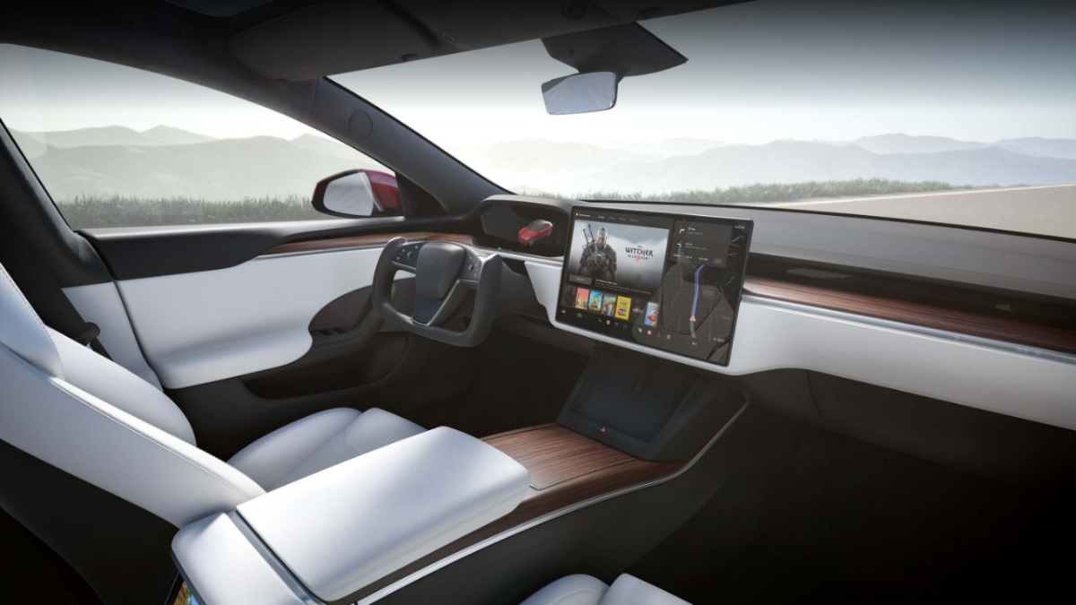 , tesla model s plaid: 'This car crushes' Musk says, as Tesla launches faster Model S 'Plaid' – Times of India,