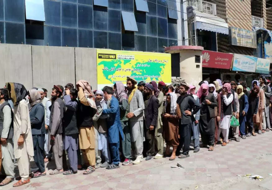 , With Kabul airport closed, fearful Afghans rush for the border, The World Live Breaking News Coverage & Updates IN ENGLISH