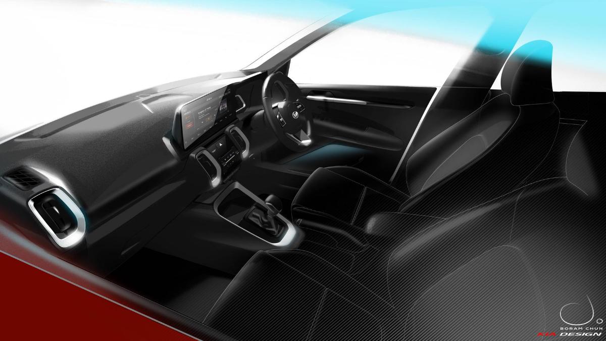 Kia Sonet SUV release date: Kia Sonet SUV joked ahead of debut on August 7 |