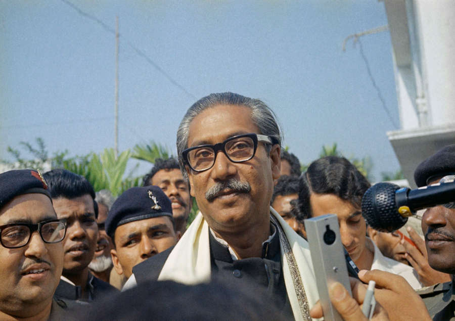 """""""A hero to all Indians too"""": Prime Minister Modi pays tribute to Sheikh Mujibur Rahman on the anniversary of his birth 