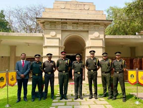 Privileged to wear the mantle of my ancestors: Anurag Thakur in the rank of the Territorial Army | India News