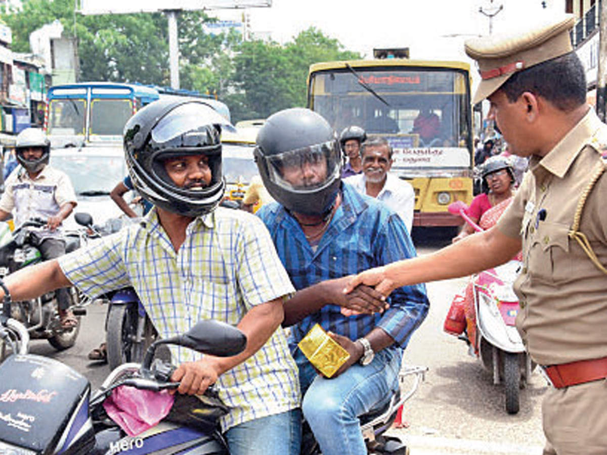 TAP THE CHATTER: As pillion rider, will you wear a helmet?