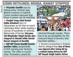 Lakhimpur Kheri violence: Two arrested, SIT summons minister's son
